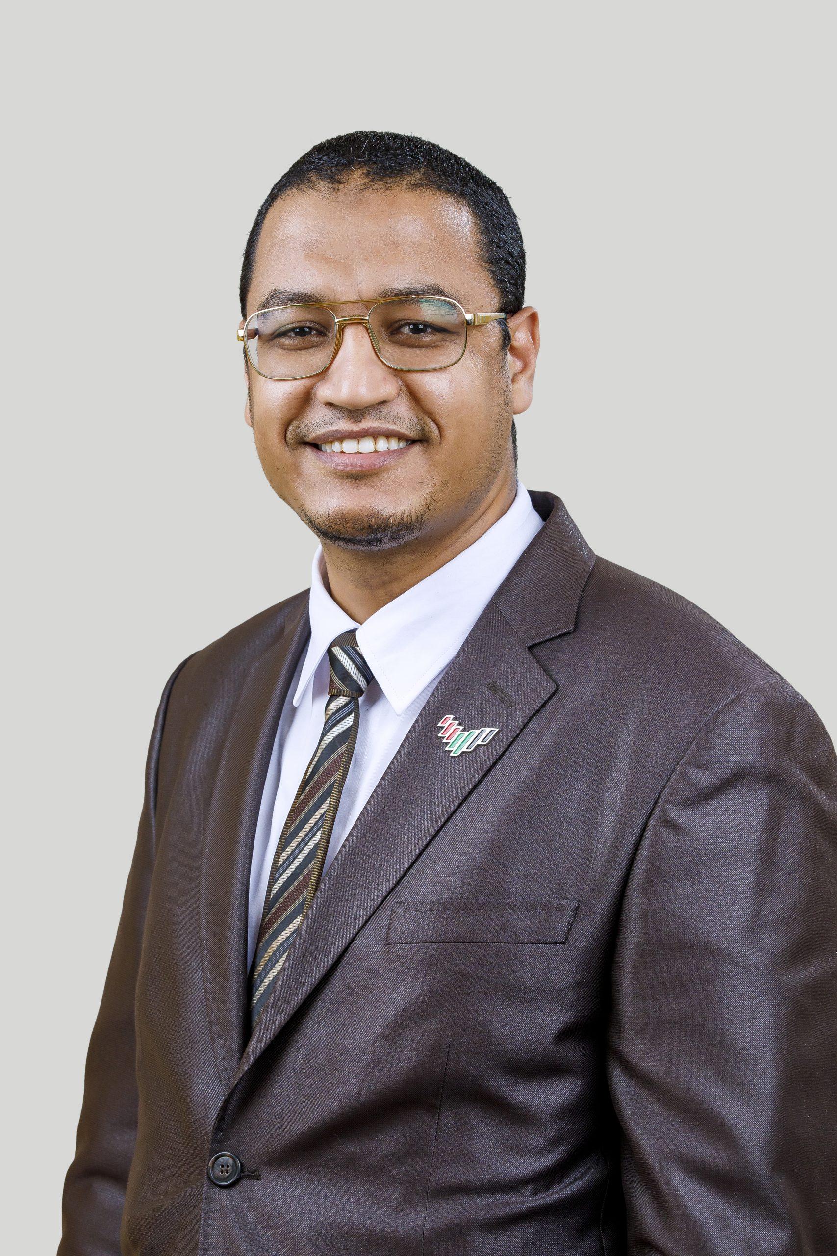 Dr. Redouane El Hasry