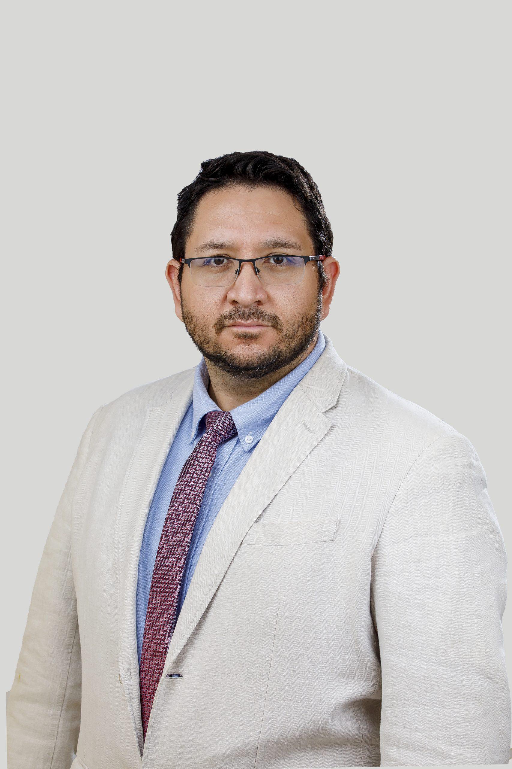 Lecturer Juan Jose Saenz